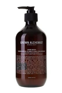 """Жидкое мыло для рук """"Сандал и иланг-иланг"""", 500 ml Grown Alchemist"""