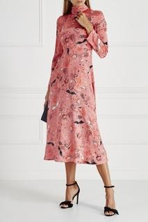Шелковое платье Providence Vivetta