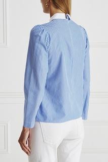 Хлопковая блузка Mitilene Vivetta