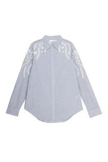 Хлопковая рубашка Rag&Bone