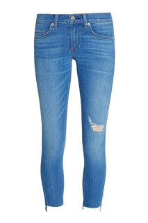 Потертые джинсы Rag&Bone