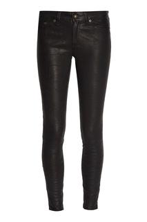 Кожаные брюки Rag&Bone