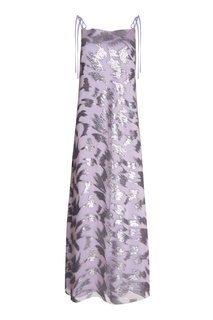 Платье с пайетками Biryukov