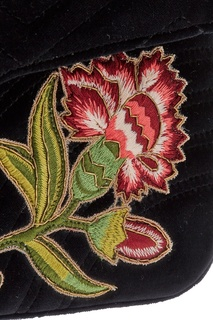 Бархатная сумка GG Marmont Gucci