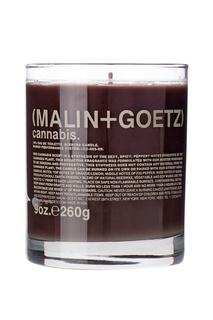 """Свеча ароматизированная """"Каннабис"""", 260 g Malin+Goetz"""
