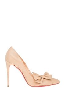 Кожаные туфли Madame Menodo 100 Christian Louboutin