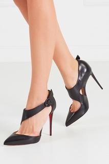 Кожаные туфли Sharpeta 100 Christian Louboutin
