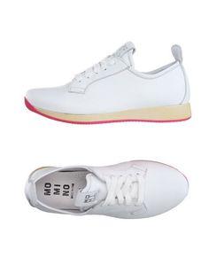 Низкие кеды и кроссовки Momino