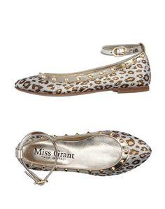 Балетки Miss Grant