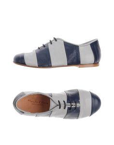Обувь на шнурках Manila Grace