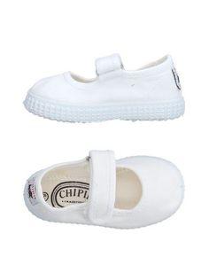 Низкие кеды и кроссовки Chipie