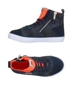 Высокие кеды и кроссовки Colmar