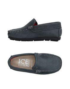 Мокасины ICE Iceberg Junior
