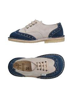 Обувь на шнурках Il Gufo