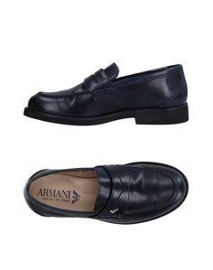 Мокасины Armani Junior