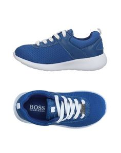 Низкие кеды и кроссовки Hugo Boss