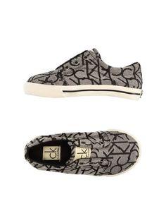 Низкие кеды и кроссовки CK Calvin Klein