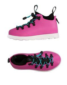 Обувь на шнурках Native