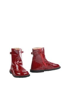 Полусапоги и высокие ботинки FM Eureka
