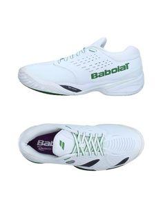Низкие кеды и кроссовки Babolat