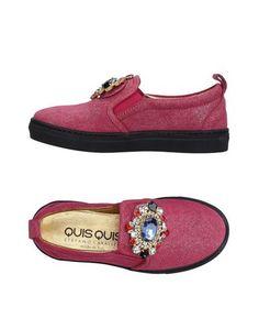 Низкие кеды и кроссовки Quis Quis