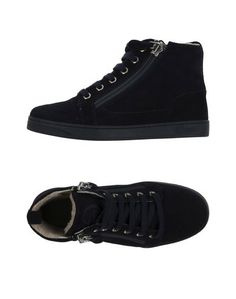 Высокие кеды и кроссовки Gucci