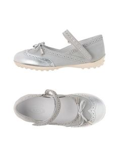 Балетки Tods Junior