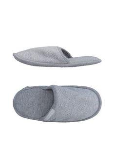 Домашние туфли Grigio Perla
