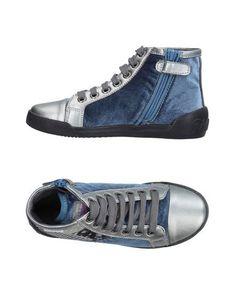Высокие кеды и кроссовки Naturino