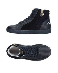 Высокие кеды и кроссовки Armani Junior