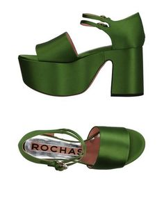 Сандалии Rochas