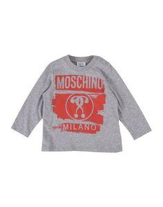 Футболка Moschino Baby