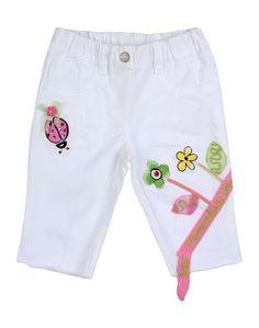 Повседневные брюки Monnalisa Bebe