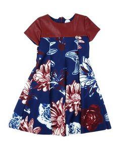Платье Parrot