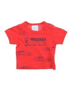 Футболка Maserati