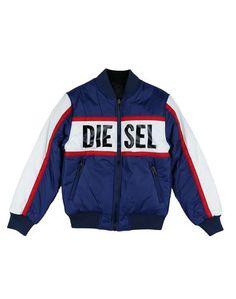 Пуховик с синт. наполнителем Diesel