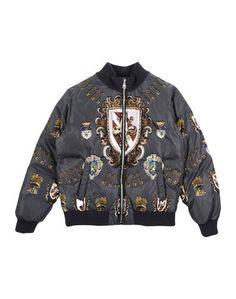 Пуховик Dolce & Gabbana