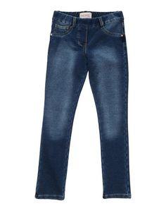 Джинсовые брюки Fracomina Mini
