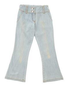 Джинсовые брюки Twin Set Girl