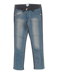 Джинсовые брюки Parrot