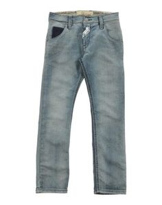 Джинсовые брюки John Galliano Kids