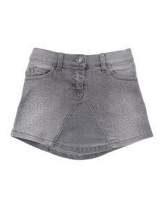 Джинсовая юбка Miss Blumarine Jeans