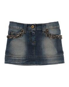 Джинсовая юбка Blumarine Jeans