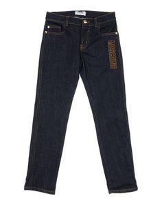 Джинсовые брюки Moschino KID