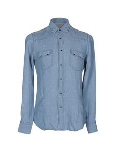 Джинсовая рубашка Vangher N.7