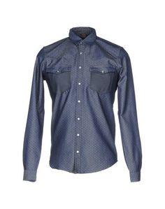 Джинсовая рубашка WLG BY Giorgio Brato
