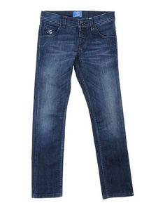 Джинсовые брюки FAY Junior