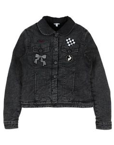 Джинсовая верхняя одежда Little Marc Jacobs