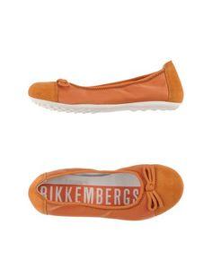 Балетки Bikkembergs