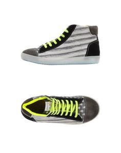 Высокие кеды и кроссовки Serafini